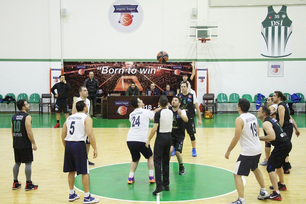 24-01-2019 Beyazyaka Masters-Basvet İzmir